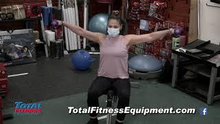 Total Fitness Equipment: Strength Training V1 (VT) screenshot 2