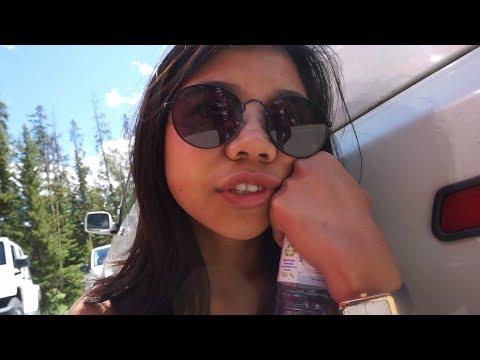 Na-curfew kami :(( Banff Camping Vlog (Johnston Campground)