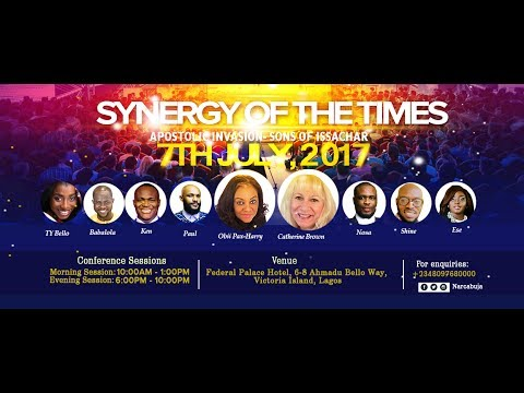 Synergy of The Times Lagos, 7:7:17 (Morning Session)