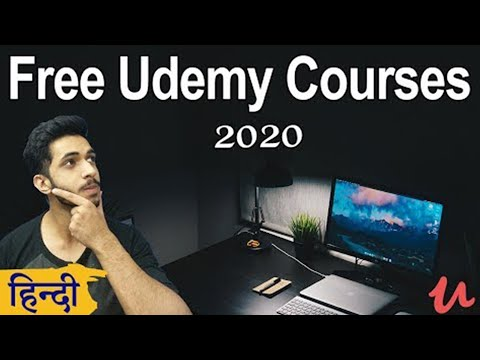 Get Udemy Paid Courses For Free 2020 [Hindi] - Udemy Coupons Free Courses