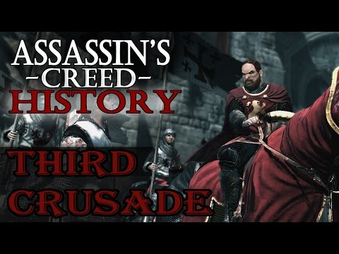 """The Third Crusade"" - Assassin"