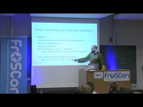 Didi Hoffmann: Web-App-Encryption