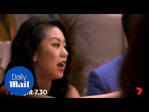 MKR Contestants Freak Out Over Something Placed On The Table - Daily Mail