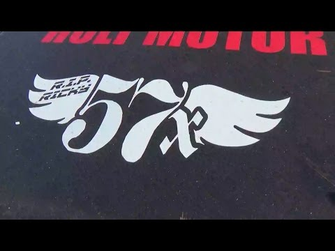 Demolition Derby *CRASHTOBERFEST* Salina Speedway, Kansas 10-15-16 (Semi Mod)