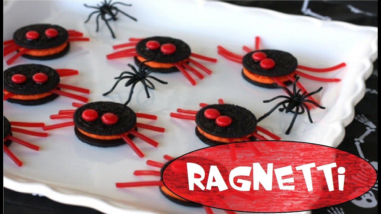 Idee per halloween dolcetto o ragnetto spider for Idee di cucina per halloween