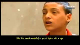 Historia el niño ciego y el Corán Subhana'Allah