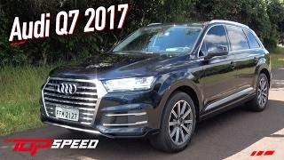Avaliação Audi Q7 3.0 V6  Canal Top Speed