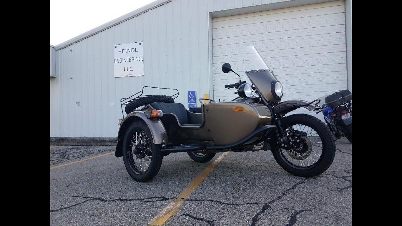 Sidecar Inventory