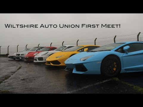 Wiltshire Auto Union First Meet