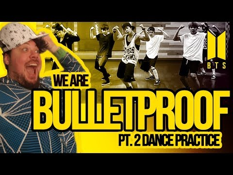 Mikey Reacts To BTS 'We Are Bulletproof Pt. 2 Dance Practice'