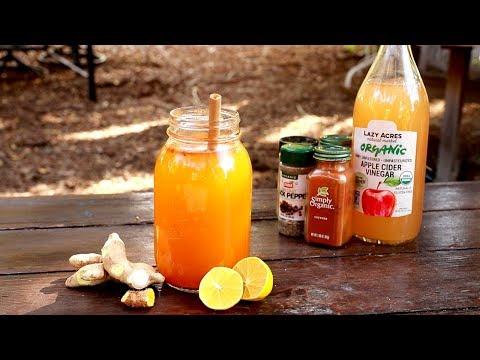 GLOWING DETOX TEA   Candida, Liver & Kidney Cleanse Magic