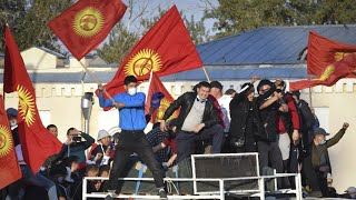 Кыргызстан строит президентскую республику