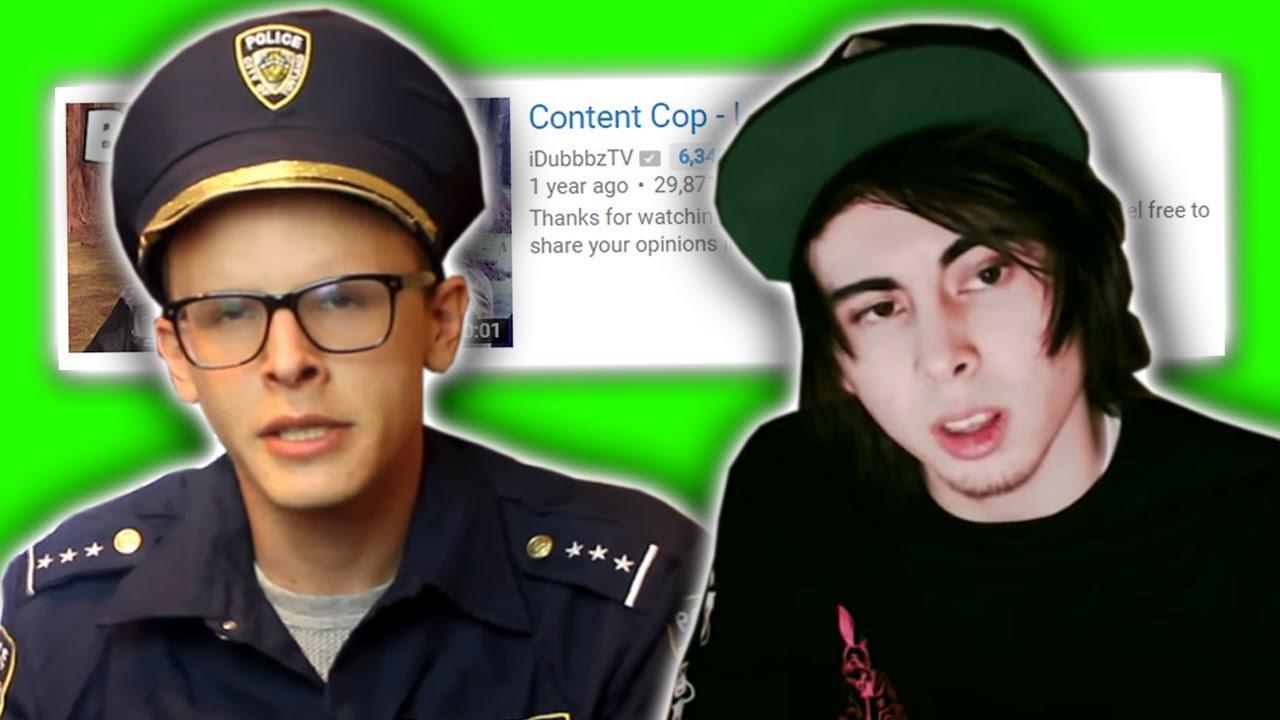 Did The Content Cop Ruin Leafy?