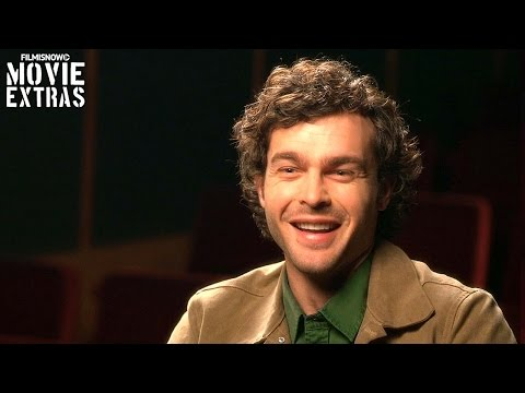 Rules Don't Apply  Onset visit with Alden Ehrenreich 'Frank Forbes' 2