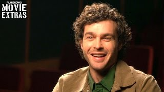 Rules Don't Apply | On-set visit with Alden Ehrenreich 'Frank Forbes' #2