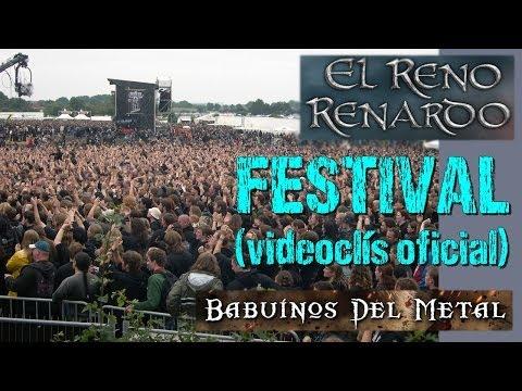 EL RENO RENARDO - Festival (Videolyric by Azzurro)