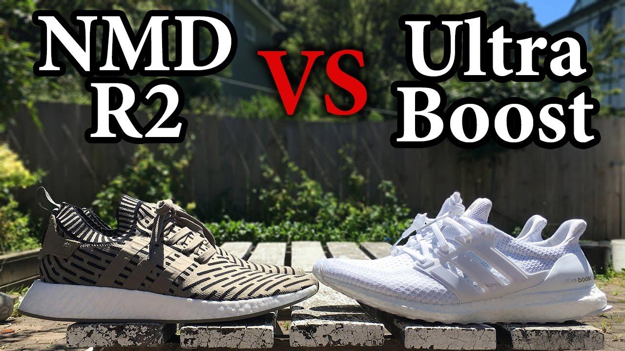 adidas ultra boost nmd r2