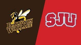 NCAA Regional Game 2: Baldwin Wallace vs. Saint John's