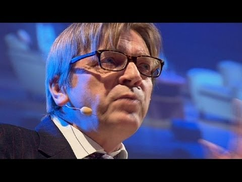 Liberals confirm Guy Verhofstadt as nominee for European Commission President