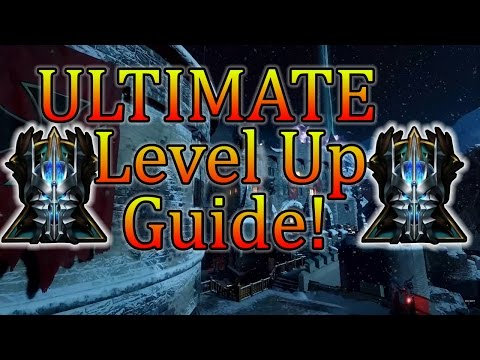 Prestige In One Game! ULTIMATE Black Ops 3 Zombies Level Up Guide!!