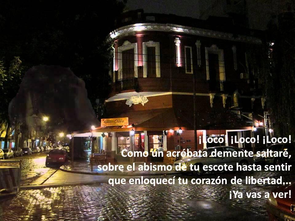 Balada Para Un Loco Astor Piazzolla Roberto Goyeneche Adriana Varela Hd