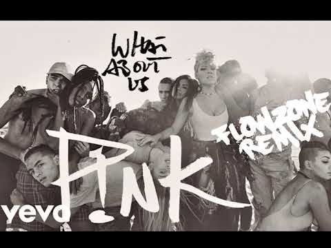 P!nk - What About Us (Bad_Words Remix)