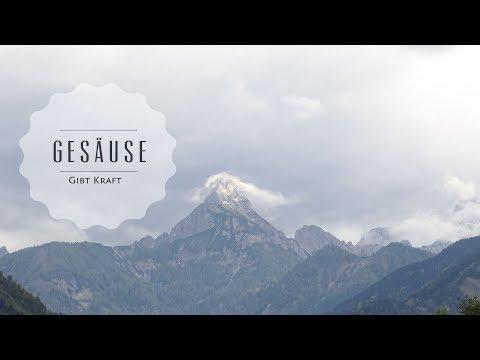 Urlaub im Gesäuse - Slow Travel Urlaub in Österreich