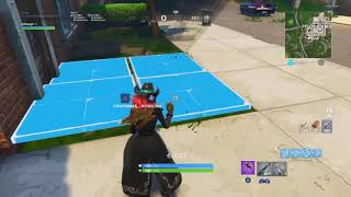 BUG/GLITCH Under the map of CHOPPED FLOORS! - FORTNITE BATTLE ROYALE