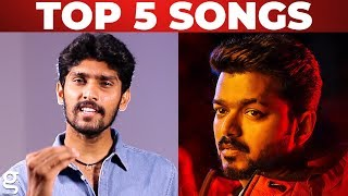 OMG: Verithanam Slips to No.2 – Top 5 Tamil Songs This Week