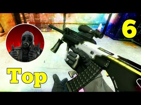 CSGO ON PHONE?!? TOP 6 BEST ANDROID/IOS CSGO LIKE GAMES OF ALL TIME!!! (2019, 4K)