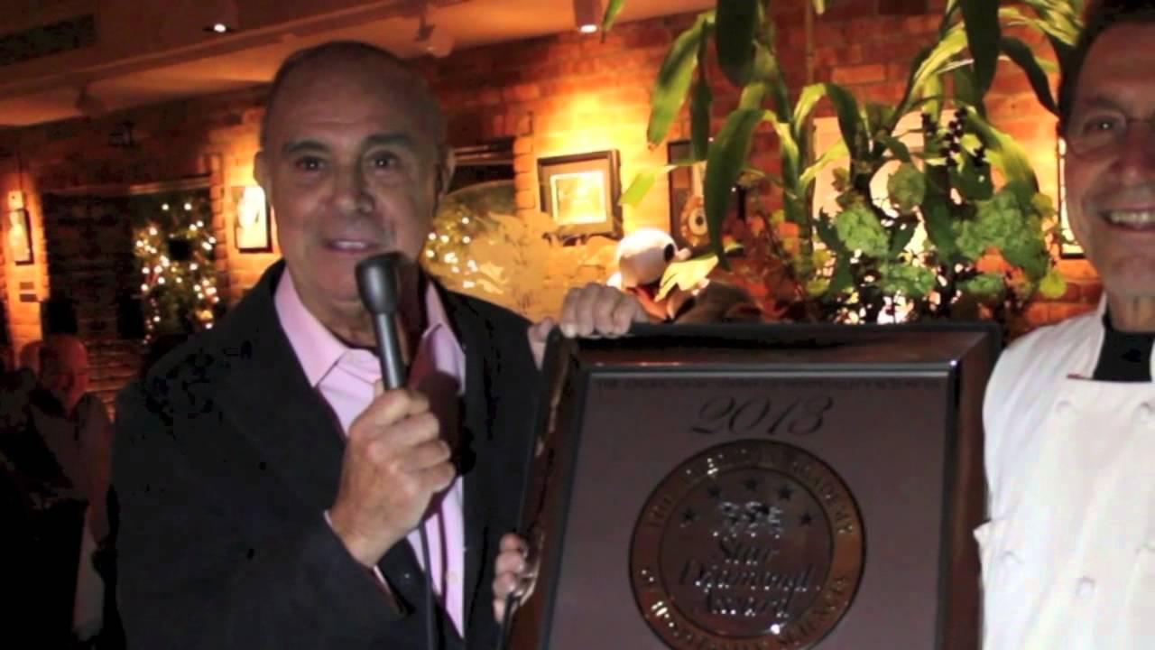 Star Diamond Tv Authentic Italian Dining At Parkside Restaurant Corona Queens