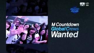 Mcountdown Global Crew