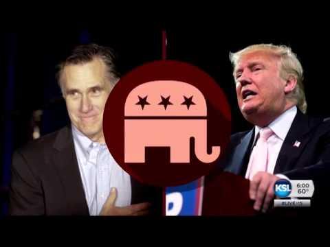 Utahns react to Mitt Romney