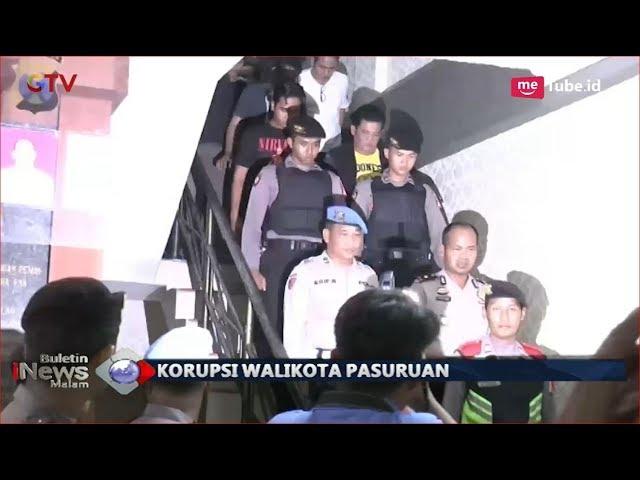 Terjaring OTT KPK, 4 Orang Diamankan Terkait Korupsi Walikota Pasuruan - BIM 04/10