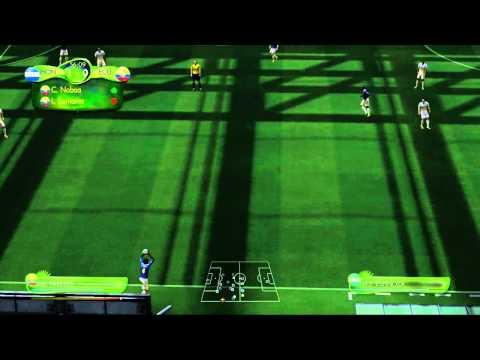 2014 FIFA World Cup Brazil - Simulación del partido Honduras vs Ecuador