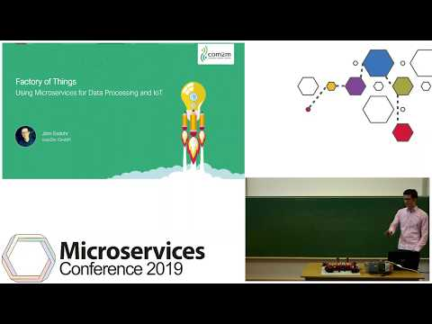 Microservices 2019 #24 - Factory Of Things - Using Microservices For Data Processing And IoT