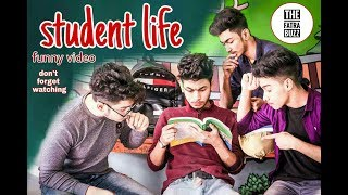 student life bangla funny video ( Types of Bengali Students in Class )2018