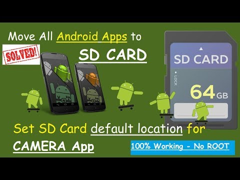 🌹[Solved]🙏 Android: Move All Apps To SD Card From Phone Storage | Migrate Apps To SD Card