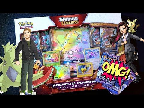 Shiny Hunt: UNGLAUBLICHE «Shining Legends✨PREMIUM Powers Collection» | Pokémon TCG