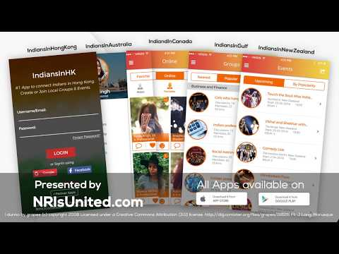 2018 Top Indian Dating Apps for Indians In London, UK, Canada, New York, Dubai, Singapore, Europe from YouTube · Duration:  1 minutes 12 seconds