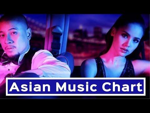 ASIAN MUSIC CHART April 2017