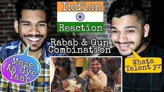Indian Reaction On KHATTAK MAIDANI TAMASH | Tune Maari Entry Song Rabab Music