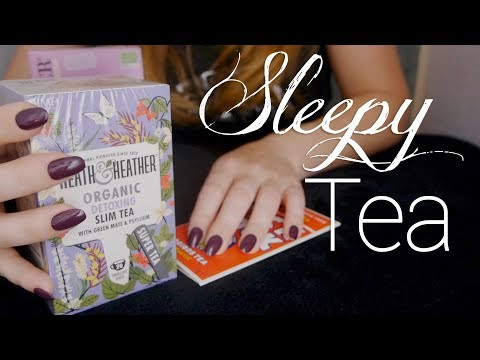 🌟💤 Tea II Make You Sleepy   Binaural ASMR  💤🌟