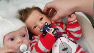 COLLECTION UPDATE REBORN BABY DOLLS & SILICONE BABY DOLL