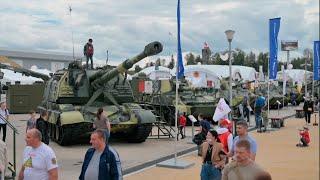 Форум «Армия-2020» открылся для посетителей