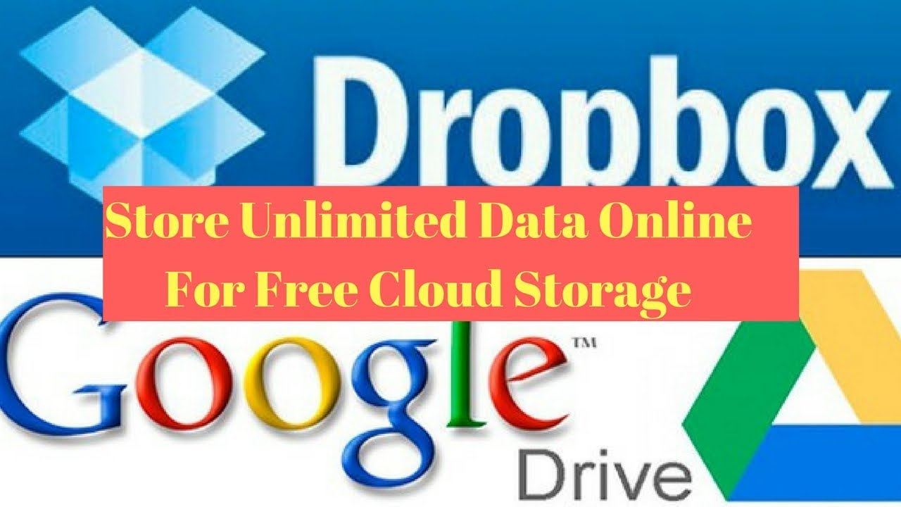 Unlimited Cloud Storage Photo Data Video Online For Free