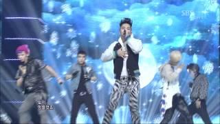 BIGBANG [BLUE] @SBS Inkigayo ???? 20120318