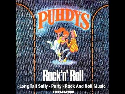 Long Tall Sally - Party - Rock And Roll Music - PUHDYS (1977)