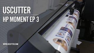 HP Moment Ep 3 - Printer Cutters vs a Separate Printer & Contour Cutter
