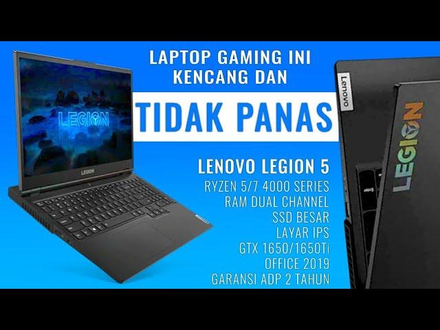 Harga Lenovo Legion 5 15 Murah Terbaru Dan Spesifikasi Priceprice Indonesia